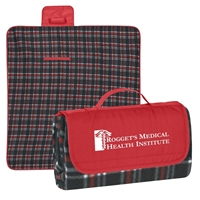 Corporate Roll Up Picnic Blankets