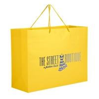 Imprinted Paper Retail Bags