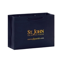 Branded Tote Paper Bags