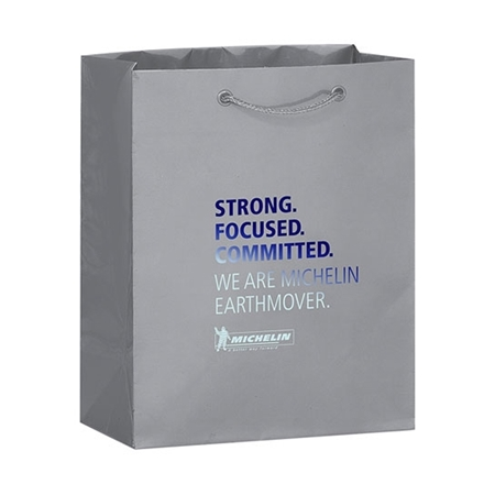 Customizable Paper Retail Shopping Bags