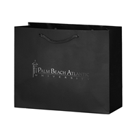 Picture of Foil Stamp Matte Euro Tote Bag 9x3x7