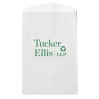 Branded Lined Paper Food Bags