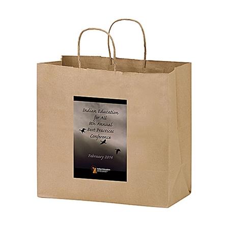 Custom Take-Out Bags
