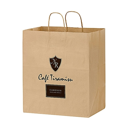 Customized Take-Out Bags