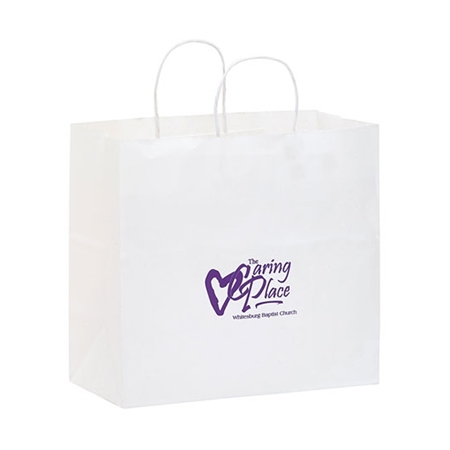 Promotional Take-Out Bags
