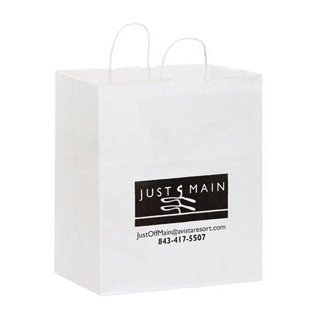 Imprinted Take-Out Bags