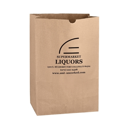 Customizable Grocery Bags