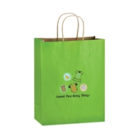 Custom Paper Shopping Bags
