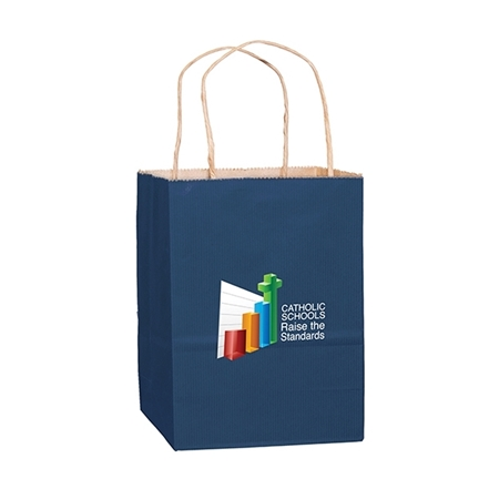 Branded Paper Shopping Bags