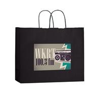 Custom Printed Paper Retail Shopping Bags