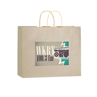 Customized Paper Retail Shopping Bags