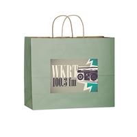 Customizable Paper Tote Bags
