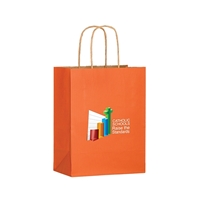 Promotional Paper Retail Shopping Bags