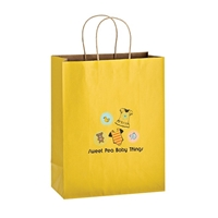 Personalized Paper Tote Bags