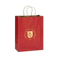 Customizable Paper Retail Shopping Bags