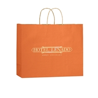 Picture of Foil Stamp Paper Bag 16x6x13