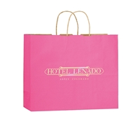 Personalized Paper Shopping Bags