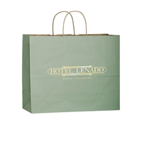 Personalized Paper Retail Bags