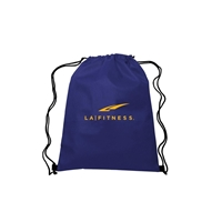 Picture of Drawstring Non-Woven Cinch Bag