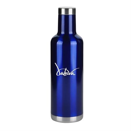 Picture of Custom 25.3 oz/750 ML Stainless Steel Wine Bottle