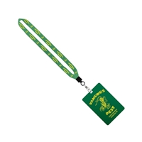 "Picture of 3/4"" Lanyard with 4"" x 6"" ID Badge"