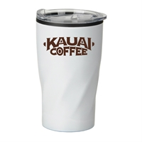 Picture of Custom White Stainless Steel Twisting Tumbler