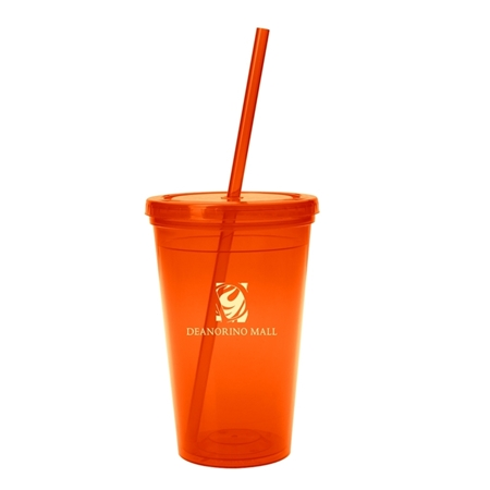 Picture of Custom 16 Oz. Sunsplash Double Wall Tumbler
