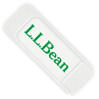 Promotional White Webcam Cover
