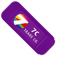 Purple Custom Webcam Cover