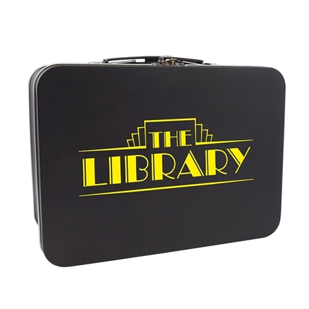 Custom Printed Metal Tin Lunch Boxes
