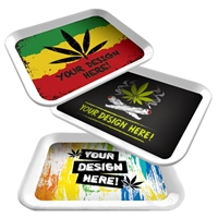 Custom Printed Rolling Tray