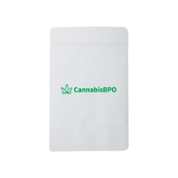 Custom Printed Smell Proof  Cannabis Bags