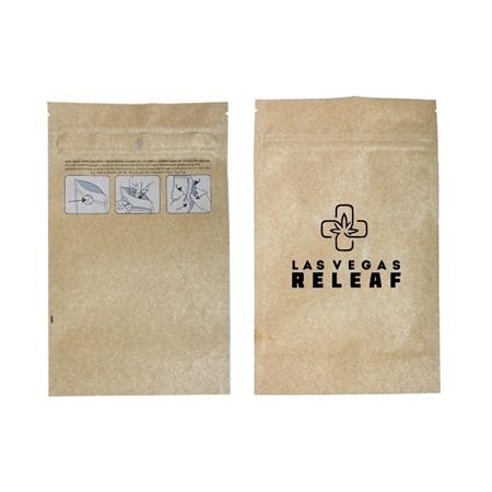 Customized Smell Proof Marijuana Bags