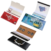 Custom Printed Rolling Paper Filter Packs