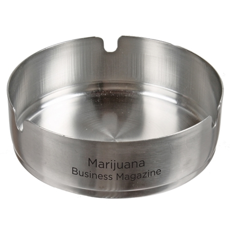 Custom Cannabis Ash Tray