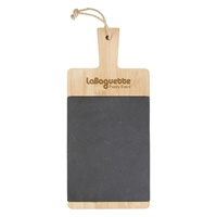 Picture of Custom Bamboo & Slate Charcuterie Cutting Board