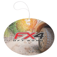 Promotional Tek-Scents Air Fresheners - Oval