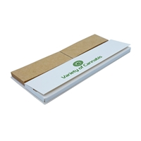 Custom Side View Stock King Size Rolling Papers & Tips
