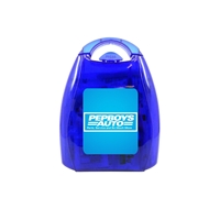 Decal First Aid Kit with Handle in Blue