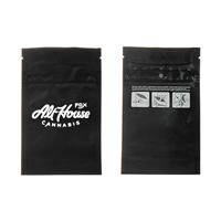 Custom Printed Cannabis Bags