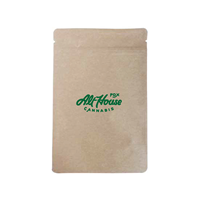 Customized Smell Proof Cannabis Bags