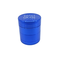 High Quality Promotional Aluminum Grinder in Blue