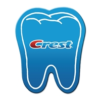 Promotional Custom Full Color Tooth Magnet