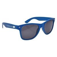 Promotional Blue Wheat Malibu Sunglasses