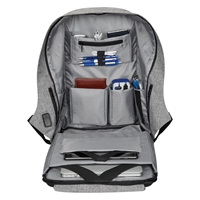 Custom Anti-Theft Backpack Insides