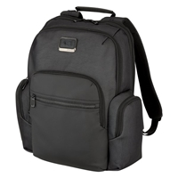 Promotional Harrison Reflective Backpack Side View