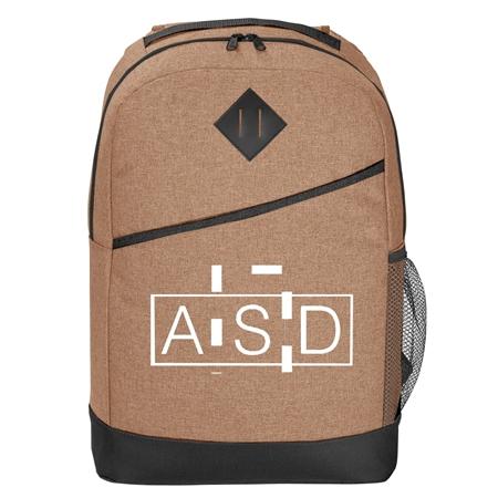 Custom Promotional Beige High Line Backpack