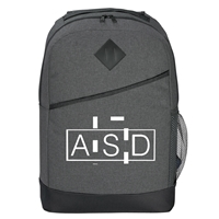 Promotional High Line Backpack in Gray