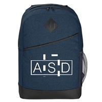 Custom High Line Backpack in Slate Blue