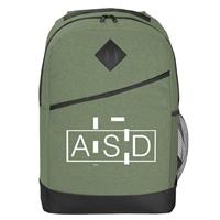Custom Printed Olive High Line Backpack